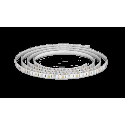 Lifesmart BLEND RGB LED Light Strip (2M)|Controller (max 5m|2 x LED strip ports) - AC Power Supply - White