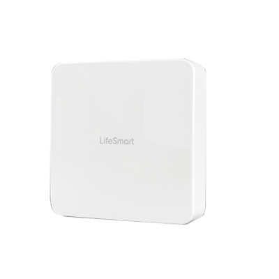 Lifesmart Smart Station|500 Devices Per Station - AC Power Supply - White