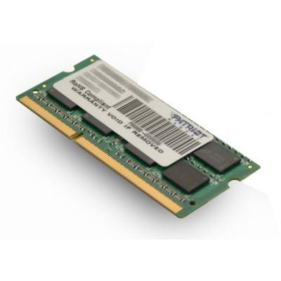 Patriot Signature Line 4GB DDR3 1600MHz SO-DIMM Dual Ran