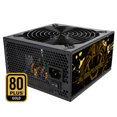 Raidmax Thunder Pro 800W Gold Modular PSU