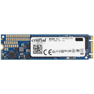 Crucial MX500 250GB M.2 2280DS SSD